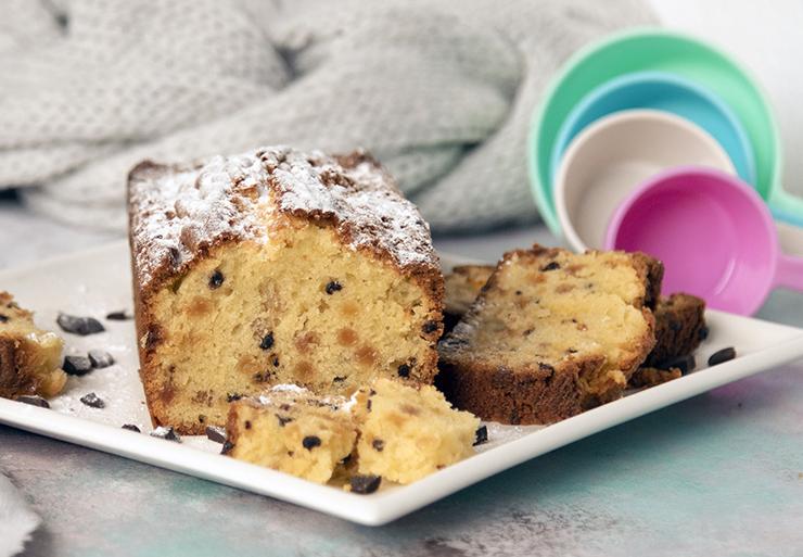 bananen-straciatella cake Brand New Cake recept