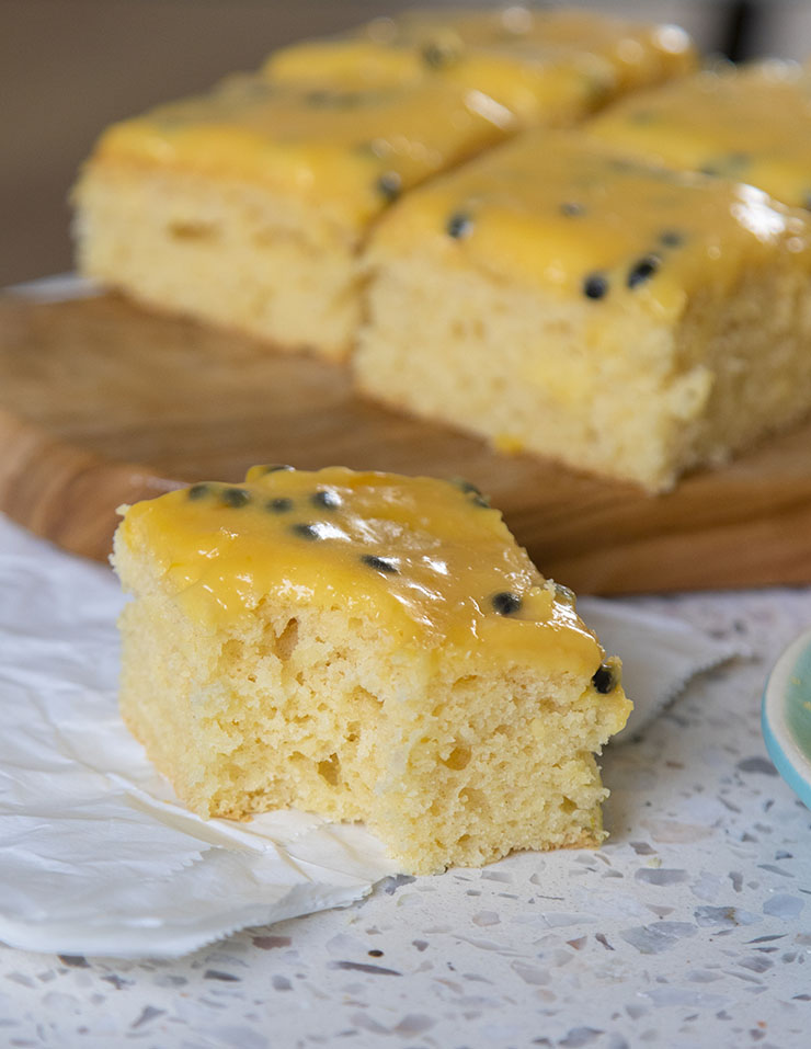 passievruchten curd recept cake antilliaans eten jurino