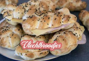 vlechtbroodjes vlechtbrood challah recept zelf maken