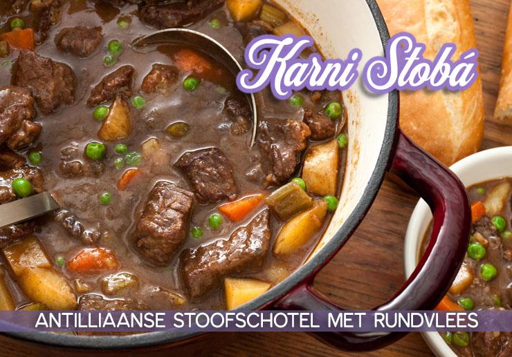 Karni Stoba Antilliaanse Stoofschotel Van Rundvlees Videorecept